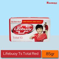 Lifebuoy Ts Total Red 85gr/ Sabun Mandi Murah Ramai Swalayan Ungaran