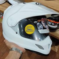 Arai Tourcross 3 White Gloss