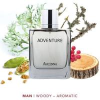avicenna parfum man original adventure edt 100ml cp 360k