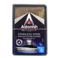 Astonish Specialist Stainless Steel Cleaner Sponge Krim Pembersi Besi