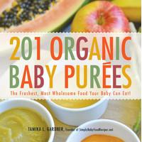 201 Organic Baby Purees: The Freshest