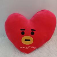 Bantal Boneka Tata BTS Love Kim Taehyung Kpop Korea BT21 Bulu Halus