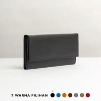 Stefan - Weiss Long Wallet / Dompet Panjang Wanita