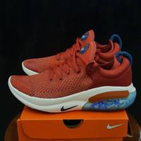 Sepatu Nike Joyride Run Flyknit Cinnabar Red Blue