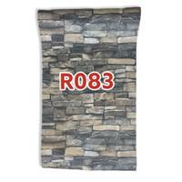 R83 Wallpaper Sticker Batu - wallpaper dinding