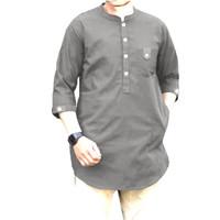 Baju Kemeja QURTA Koko Pria Muslim