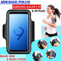 Samsung Galaxy S9 Plus Armband Arm Band Sport Pouch Sarung Lengan Lari