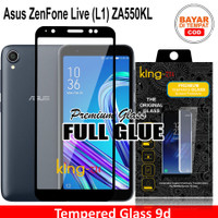 Asus Zenfone Live L (1) Tempered Glass Pelindung Layar Screen Protec