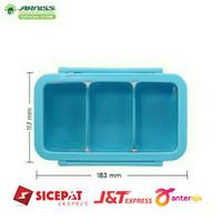 Arniss Pranzo 510ml -DX-3052 / Lunch Box / tempat makan