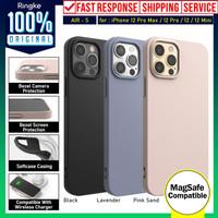 Case iPhone 12 Pro Max 12 Pro Mini Ringke Air S Softcase Matte Casing
