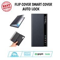 Smart View Flip Case Samsung Galaxy A50 Flip Standing Back Cover