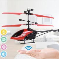 Mainan Anak / Helikopter dengan Sensor Tangan