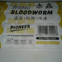 Cacing Beku / Frozen Bloodyworm PIONEER
