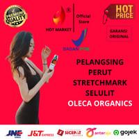 Oleca organics slimming oil pelangsing perut buncit selulit strechmark - 100 ml