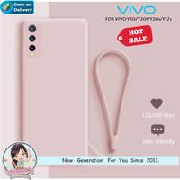 Case Vivo Y20 Y20i Y12s Y20s Baby Skin Series Premium Casing Soft TPU