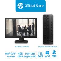 HP 280 Pro G4 Small Form Factor Desktop PC/Core i3/4GB/1TB/W10