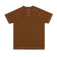 CARHATT CHT WIP Arrow Adventure T-Shirt Brown