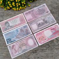 uang kuno 21 rupiah mainan bahan mahar nikah dan craft mahar rustic