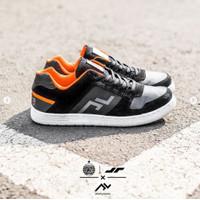 Sepatu Futsal Zethro X Persija Trivela - Black/Jet