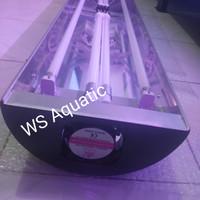 lampu tanning arwana Aquazonic