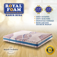 Kasur Busa Royal Foam Exclusive Imperial Double Size