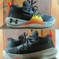 Sepatu Basket Under Armour UA Embiid One 1 Unisex 3023086-001 ORIGINAL