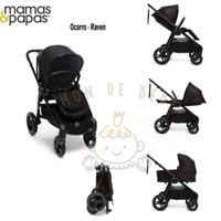 kereta dorong bayi / stroller Mamas & Papas Ocarro Signature Edition - Raven