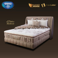 SpringBed Spring Air Back Supporter Madison   Kasur   Mattress Only
