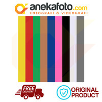 Background Kaos Polos 3x6m 3x6meter - Biru