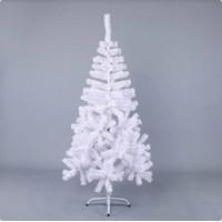 Pohon Natal Putih Classic / White Christmas Tree