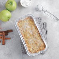 DUTCH APPLE CRUMBLE CAKE (SMALL) / appel kruimel taart / apple pie