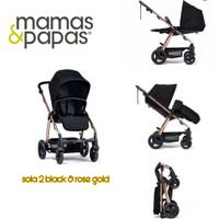 kereta dorong bayi / baby stroller Mamas & Papas Sola 2