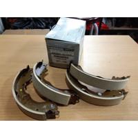 Kampas rem belakang Brake shoe Datsun Go ORIGINAL
