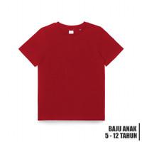 JUNIOR T-SHIRT RED