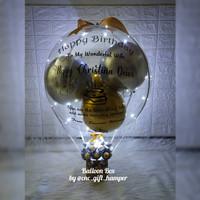 balon ferero/balon box/buket balon/balloon bouquet/kado balon