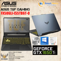 ASUS TUF GAMING F15 FX506LI-I55TB6T-O |i5-10300H|8GB|512GB|GTX1650Ti
