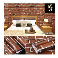 R89 Wallpaper Sticker Batu - wallpaper dinding