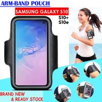 Samsung Galaxy S10 Plus S10e Armband Arm Band Sport Pouch Sarung Lari
