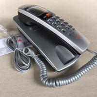 Telephone/Telepon/Telpon Kabel Rumah Kantor SAHITEL S37 SILVER