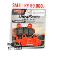 Paket Kampas Rem Ninja 150/250 (Depan+Belakang) - DAYTONA 3386