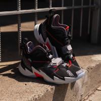 Sepatu Nike Air Jordan Why Not Zero 3 Black Red