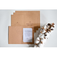 SPECIAL GIFT CARD LEVEN COTTON - Kartu Ucapan Especially For You