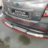 tanduk belakang datsun go panca pengaman belakang datsun go +panca