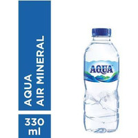 Aqua Botol 330 ml