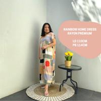 HOMEY DRESS|BAJU DASTER KATUN RAYON VISCOSE PREMIUM MURAH C29