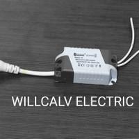 BALAST / TRAFO LED DRIVER LAMPU PANEL LED 9W 9WATT 9 W 9 WATT
