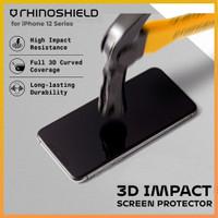 Rhinoshield Impact 3D Tempered Glass iPhone 12 Pro Max Mini Anti Gores