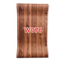 W76 Wallpaper Dinding Motif kayu - Wallpaper Sticker Motif Wood