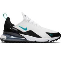 Air Max 270 G White/Dusty Cactus/Black - Summer 20 - Sepatu Golf Nike