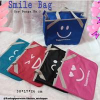Tas Smile Ory Bunga Es / Smile Bag Tupperware